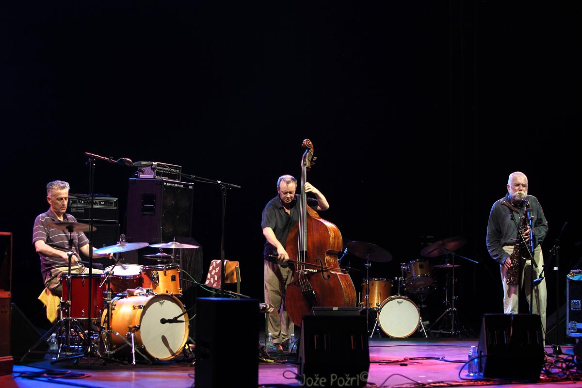 Steve noble/john edwards/peter brötzmann