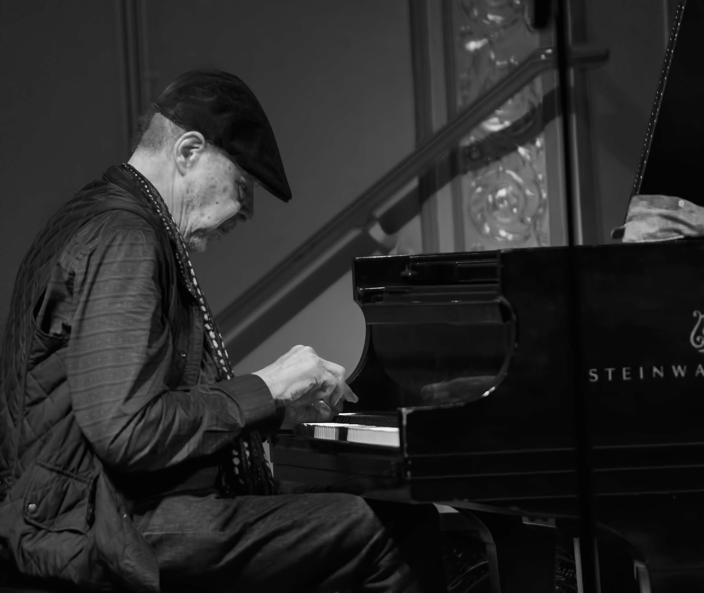 Dave Burrell with Quintet At the Vision Festival 2018