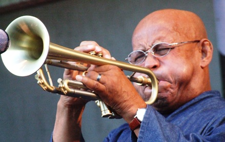 2007 Chicago Jazz Festival, Saturday: Eddie Henderson with a Group of Heavy Hitters in a Very Disappointing Set