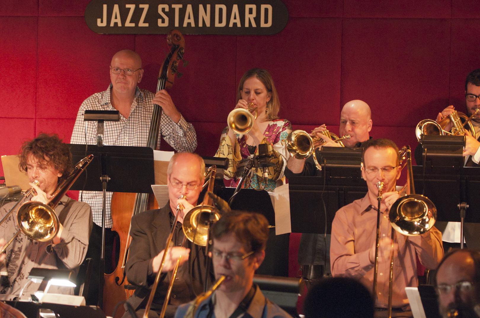 The Maria Schneider Orchestra at the Jazz Standard