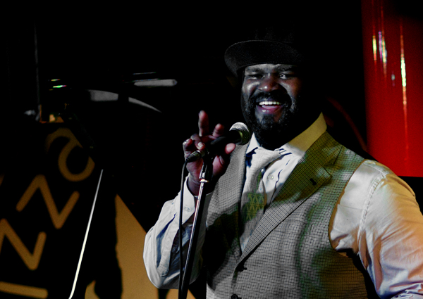 Gregory Porter, Pizza Express, London 7.10.11