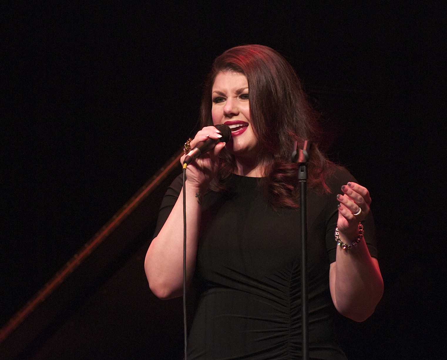 Jane Monheit with Special Guest Mark O'Connor @ American Theater