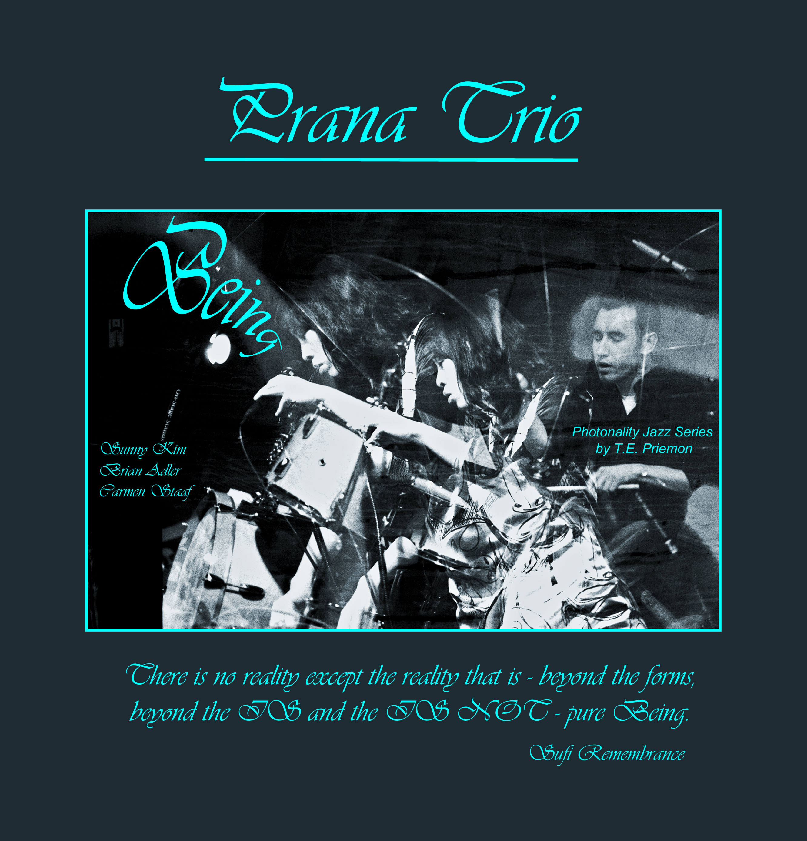 Being with Prana Trio