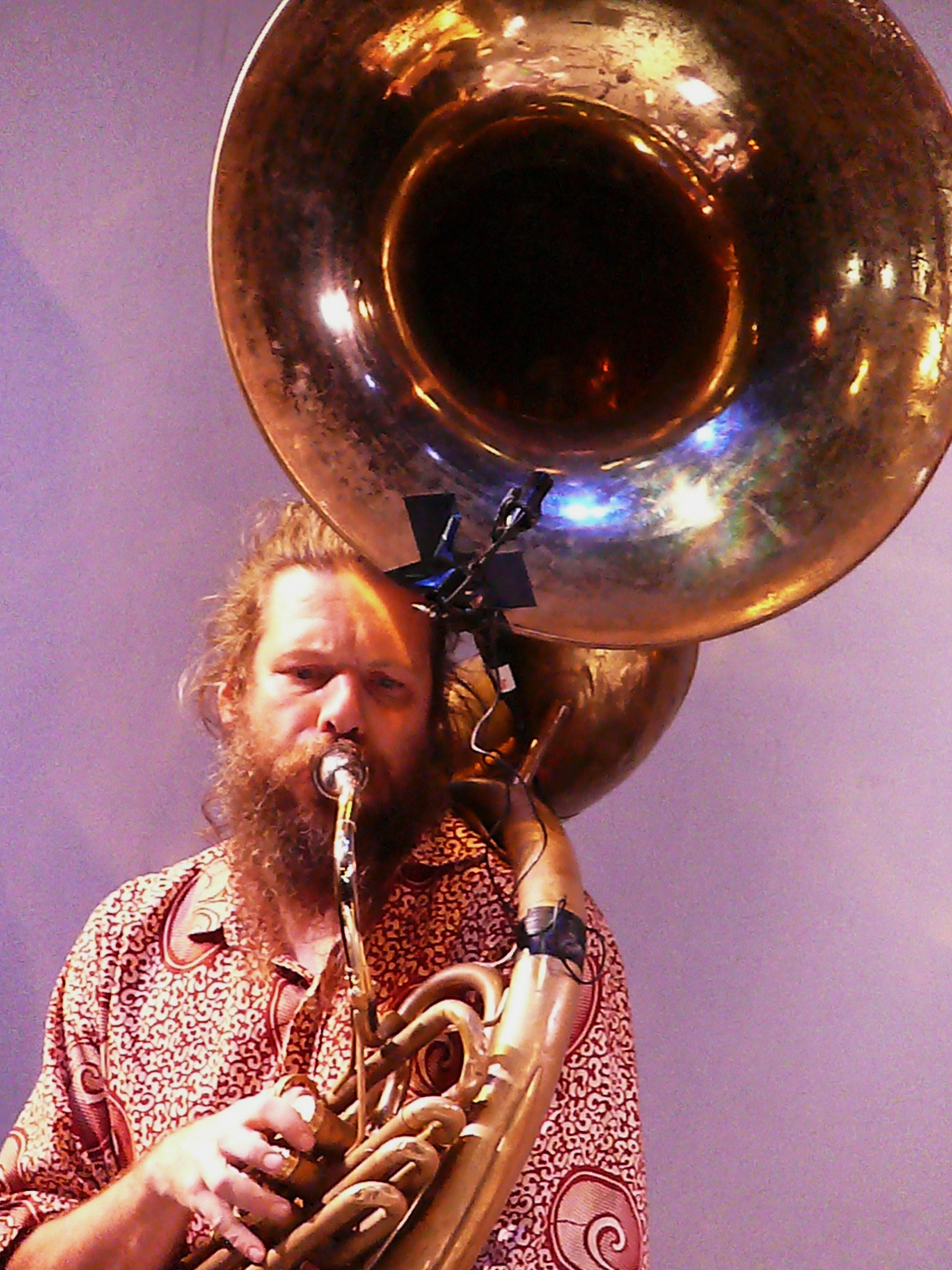 Arno Bakker in Groningen, August 2011