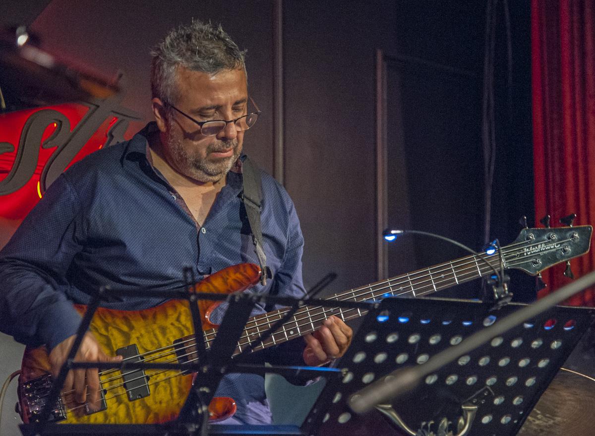 Paco Luviano @ Jazz Bistro - Toronto