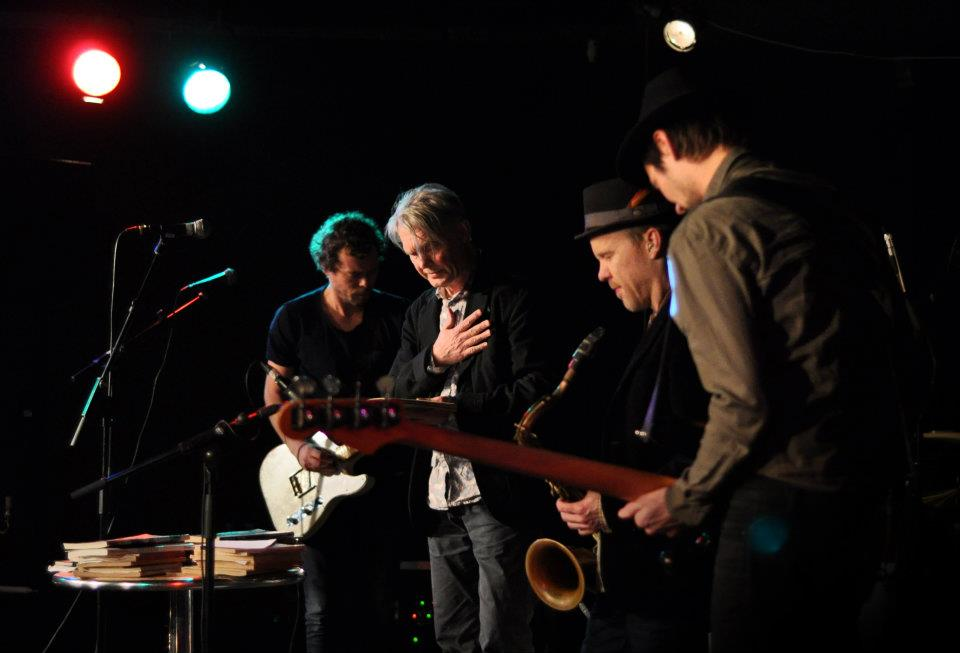Winter Jazz 2012: Jakob Bro Feat. Peter Laugesen, Chris Speed, Nicolai Munch-Hansen & Jim Black.