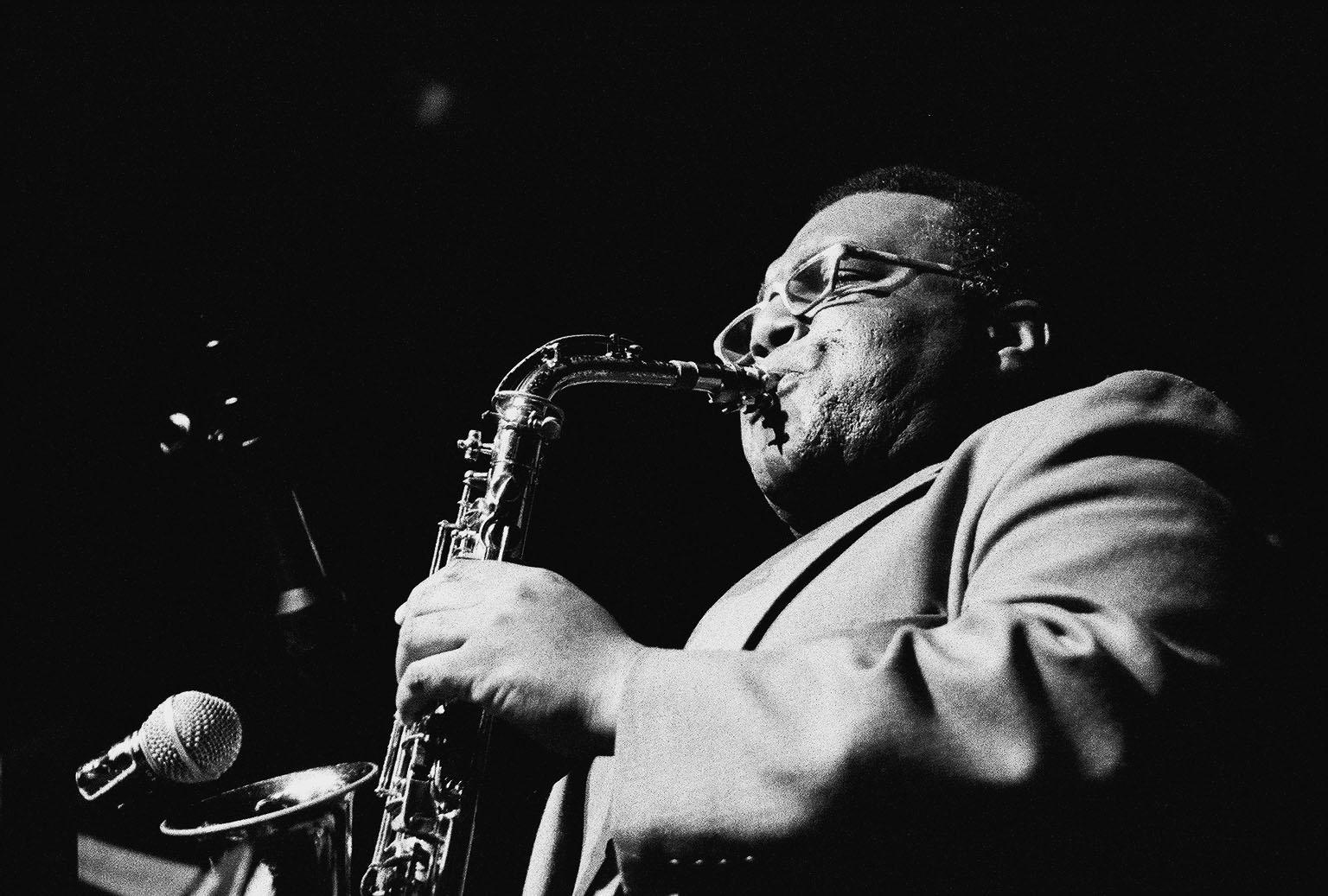 Arthur Blythe- alto saxophone