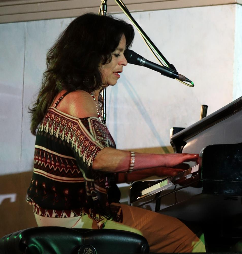 Michele Rosewoman at Vision Festival 21