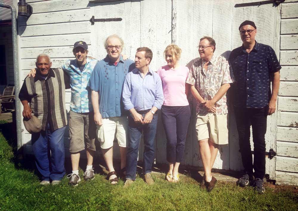 Bob Merrill & the musicians from
