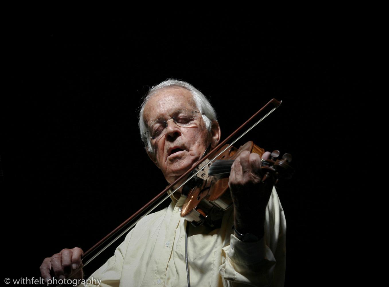 Svend Asmussen  1916 – 2017    RIP  A legend has left us the world famous Danish jazz violinist Svend Asmussen