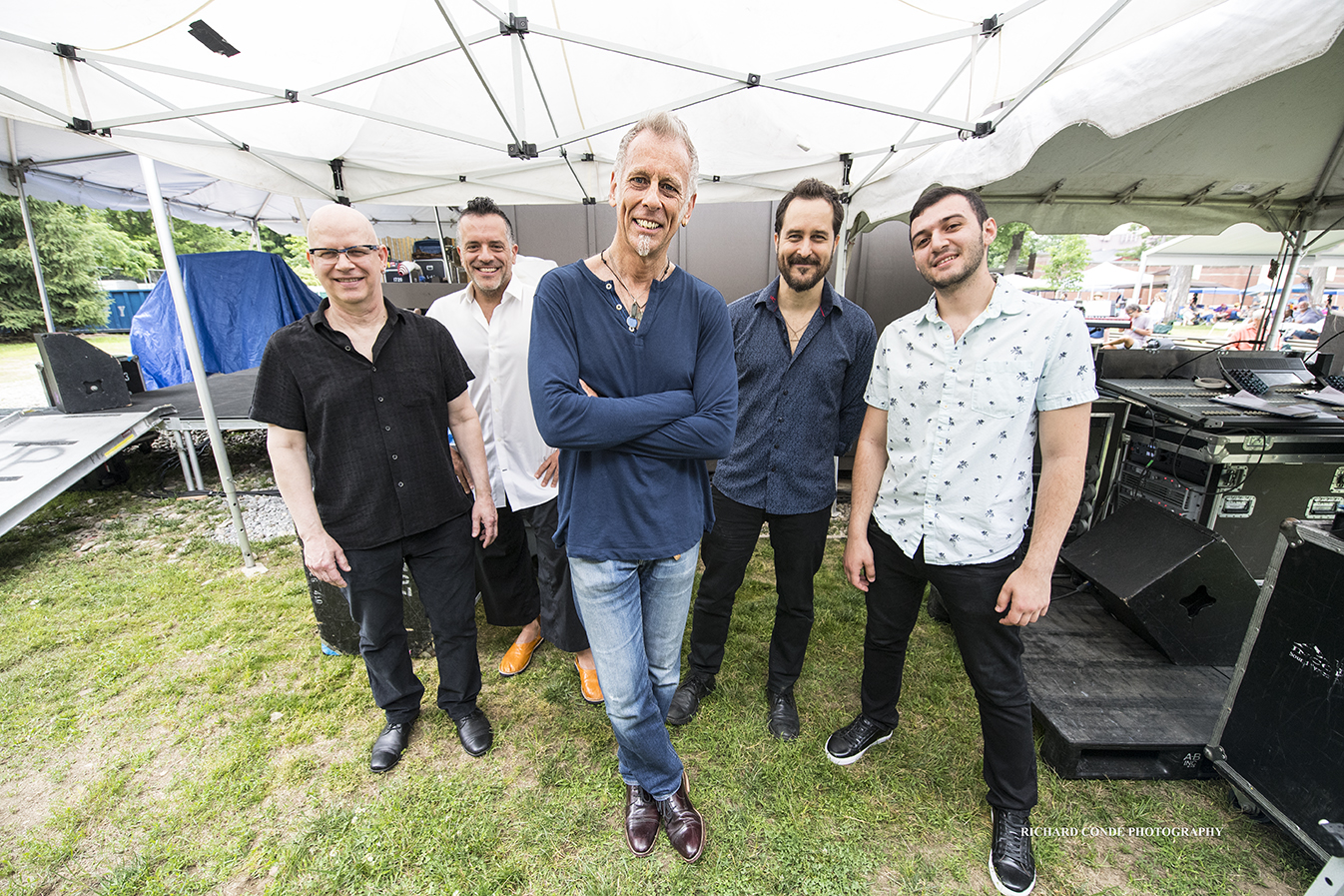 Joe Locke Quartet at the Saratoga Jazz Festival