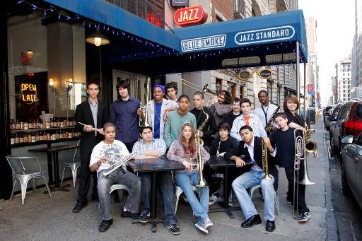 Jazz Standard Youth Orchestra
