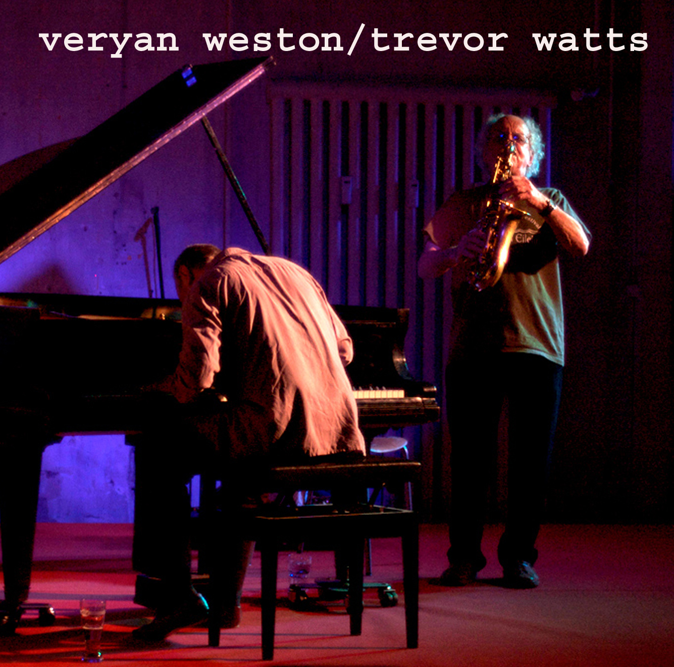 Trevor Watts Veryan Weston - Dialogues Project