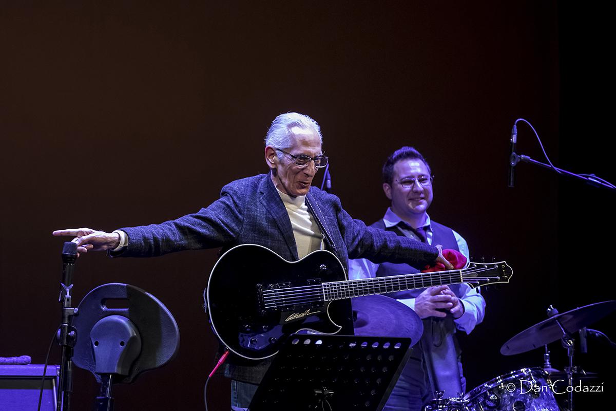 Pat Martino, Padova Jazz Festival 2018