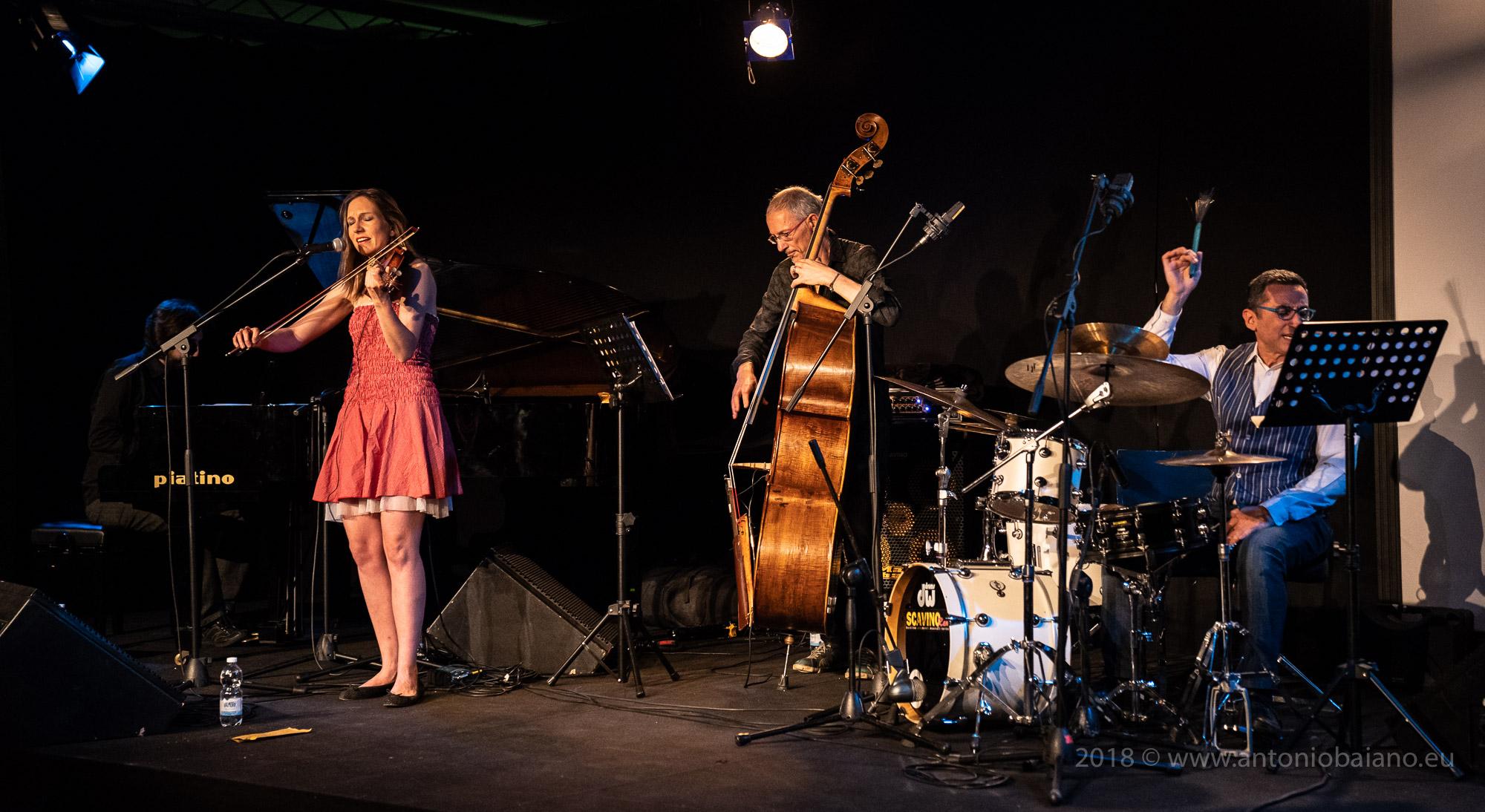 Eva Slongo Quartet - TJF 2018