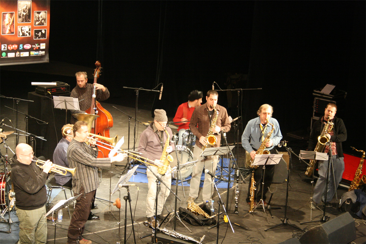 Ken Vandermark Resonance Project 2009