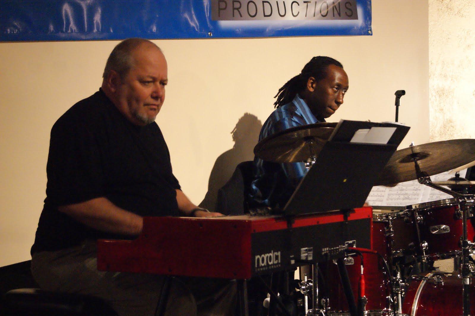 Performing with Paradigm Shift & Bobby Militello