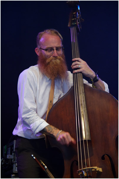 Rex horan, neil cowley trio