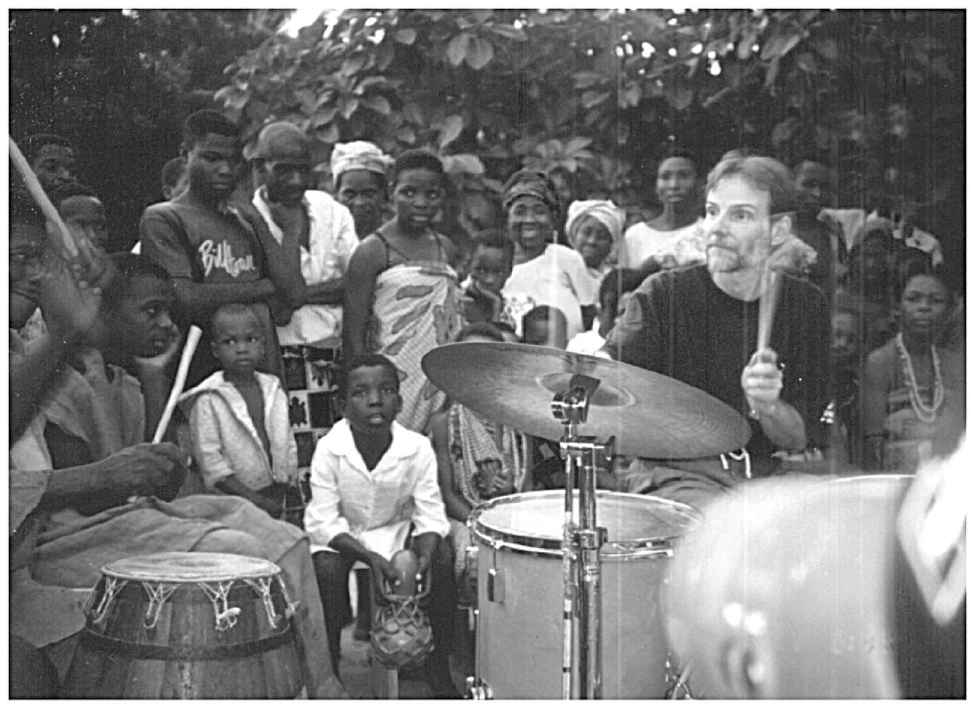 Blood Drum Spirit Global Jazz Ensemble