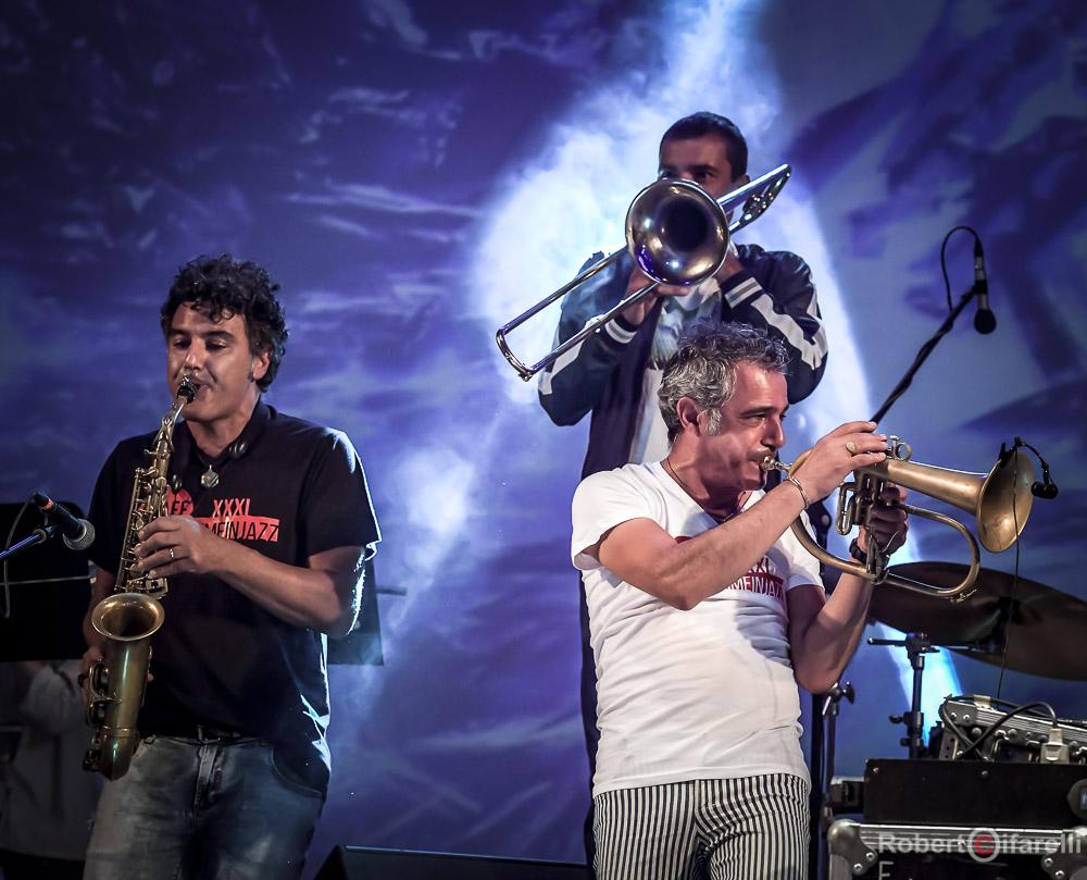 Paolo Fresu Time in jazz 2018
