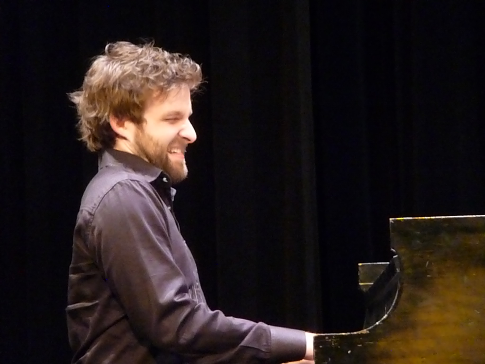 Taylor Eigsti at 2011 Lakeland Jazz Festival