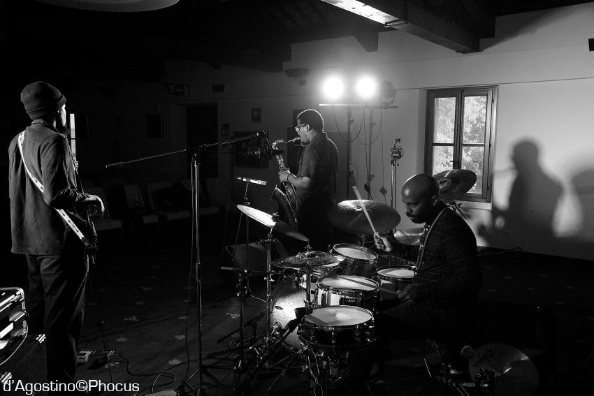 James Brandon Lewis Trio