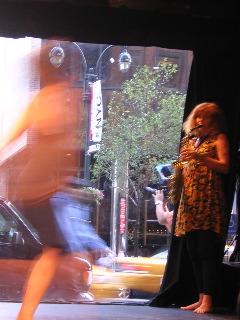 Ann Bassen, Manuela Lechler at Chashama Dance Festival