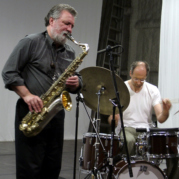 Evan Parker &Amp; Paul Lytton