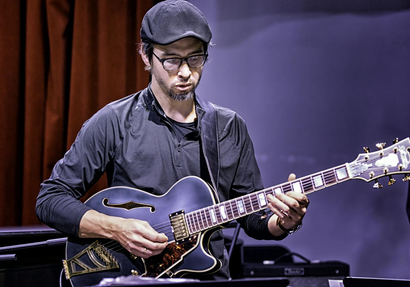 Miles Okazaki with Jonathan Finlayson and Sicilian Defense at The NYC Winter Jazzfest 2017