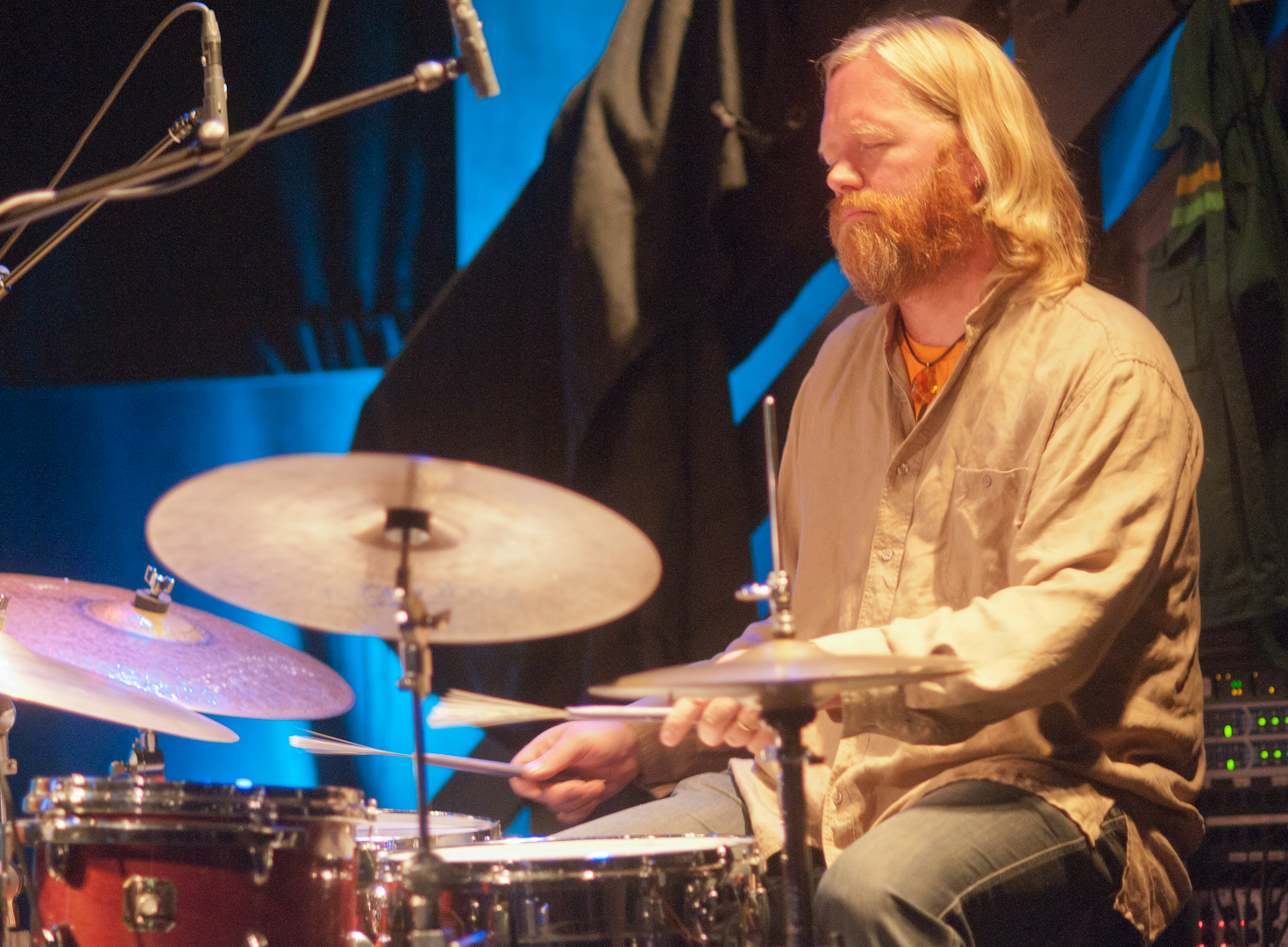 Per Oddvar Johansen at the Oslo Jazz Festival Jam Sessions