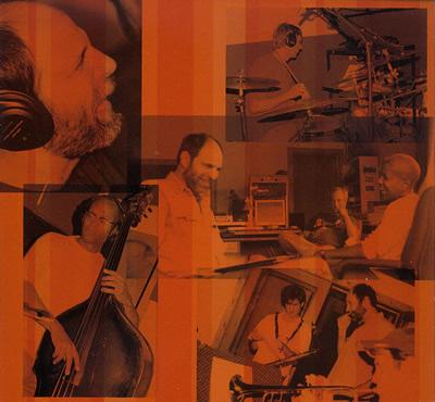 Jim Pearce Washington Square Park Recording Session