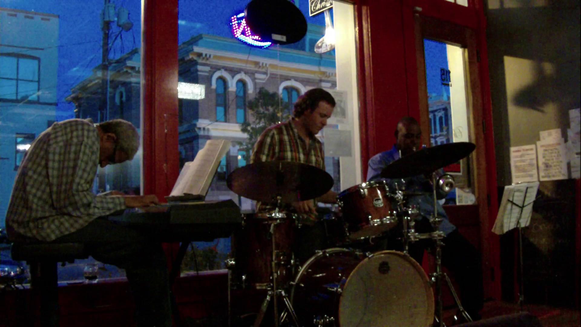 Jazz in Georgetown, Ky 3-25-16