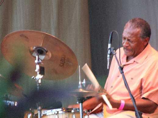 2006 Chicago Jazz Festival, Sunday: Robert Shy with Willie Pickens' Quintet
