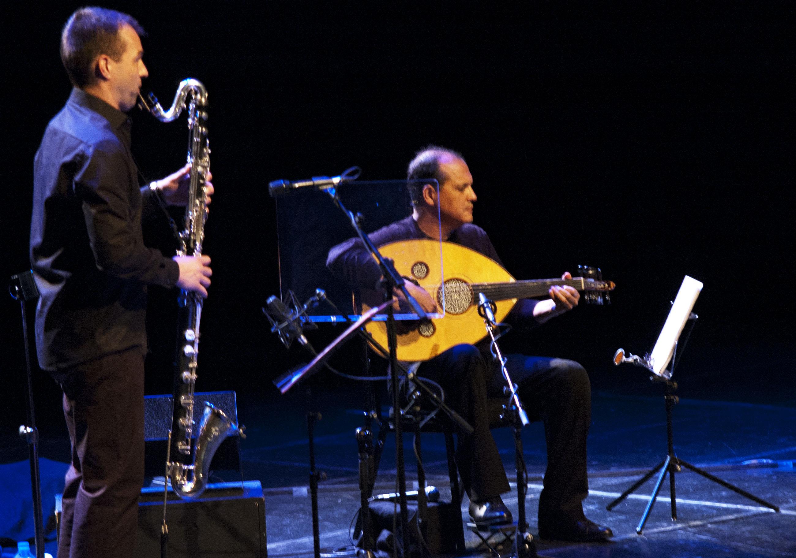 Anouar Brahem's Astounding Eyes of Rita, Montreal Jazz Fest