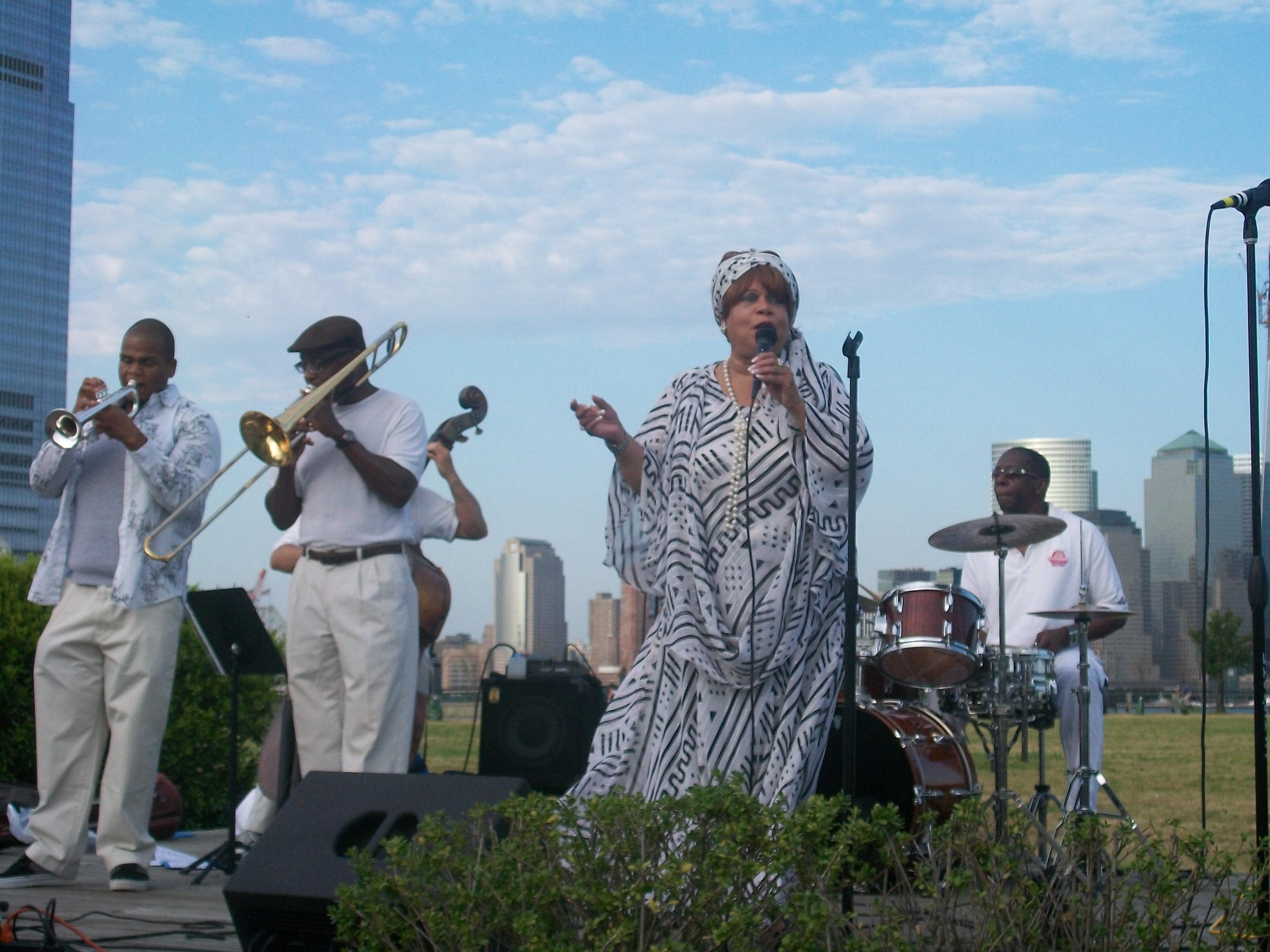 Jersey City Summerfest 2012