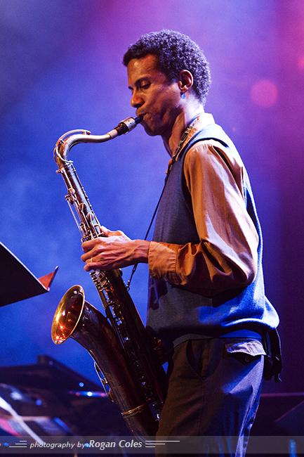 Mark Turner / 2007 Montreal International Jazz Festival