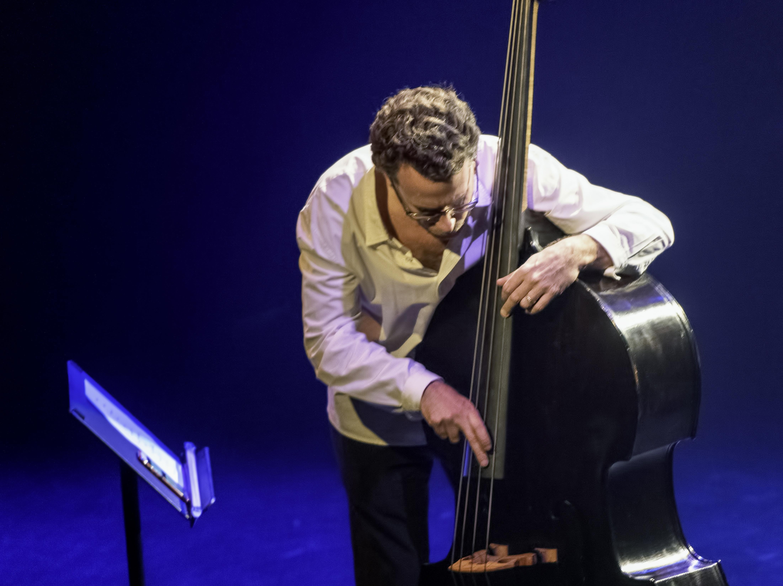 Larry Grenadier At The Montreal International Jazz Festival 2019