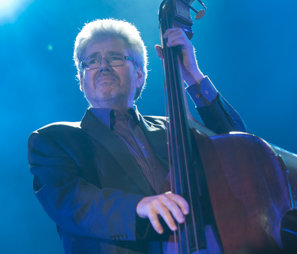 Bill Gossage with Susie Arioli at the Montreal International Jazz Festival 2011