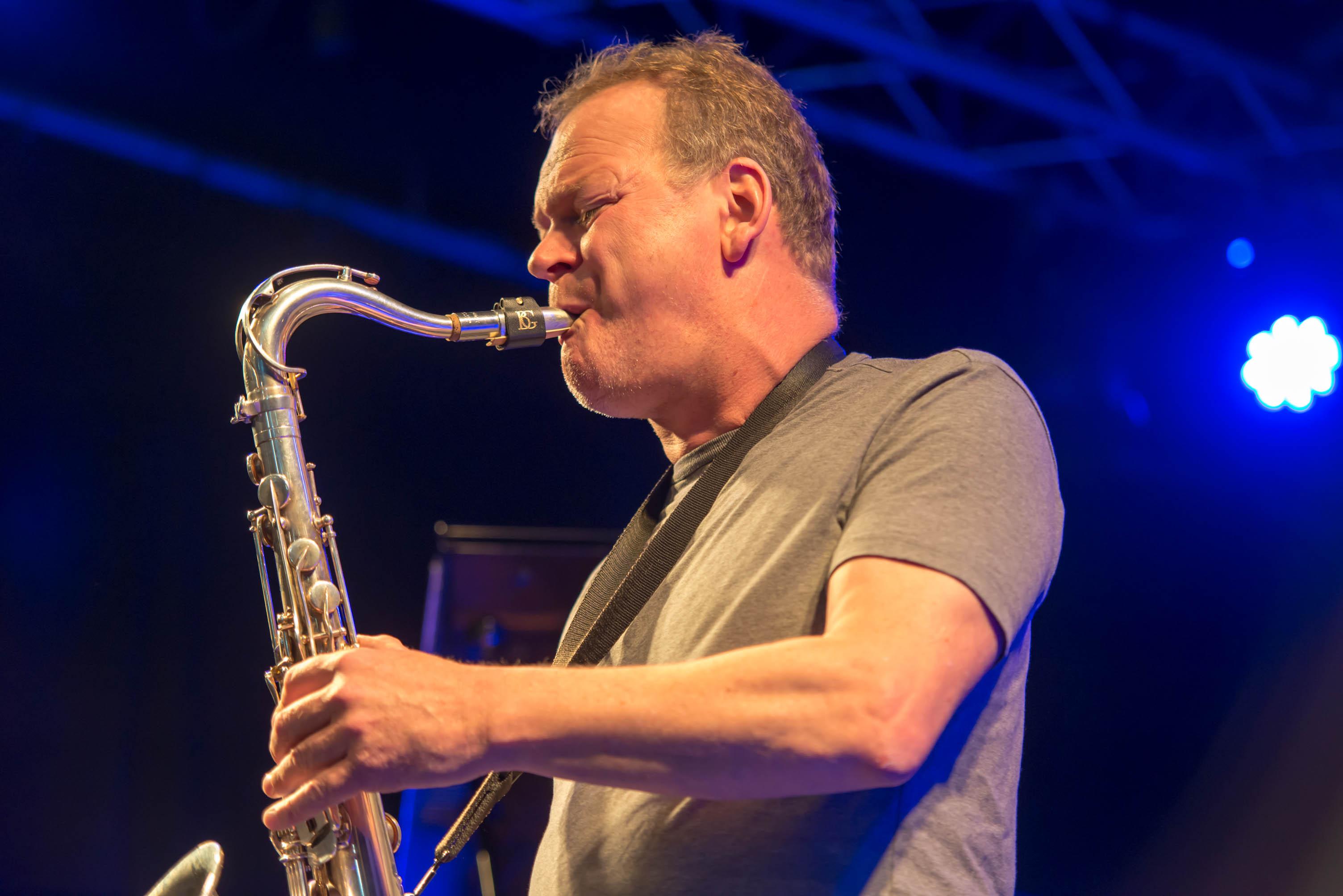 Eple Trio with Karl Seglem, 2012 Kongsberg Jaz Festival