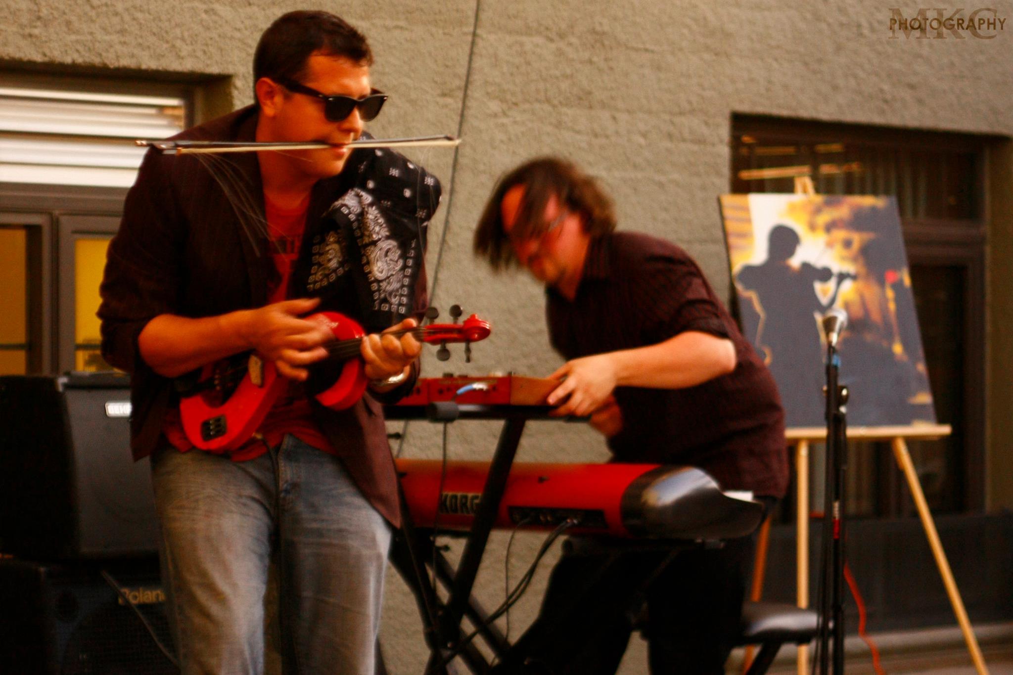 Patrick Contreras and Jay Smith