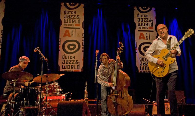 The Ploctones at Dutch Jazz & World Meeting, December 2, 2010