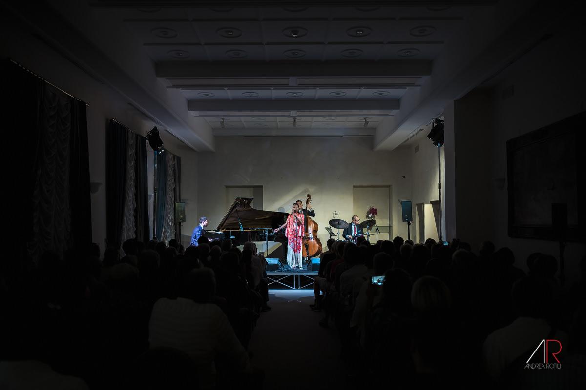 Veronica Swift, Benny Green Trio