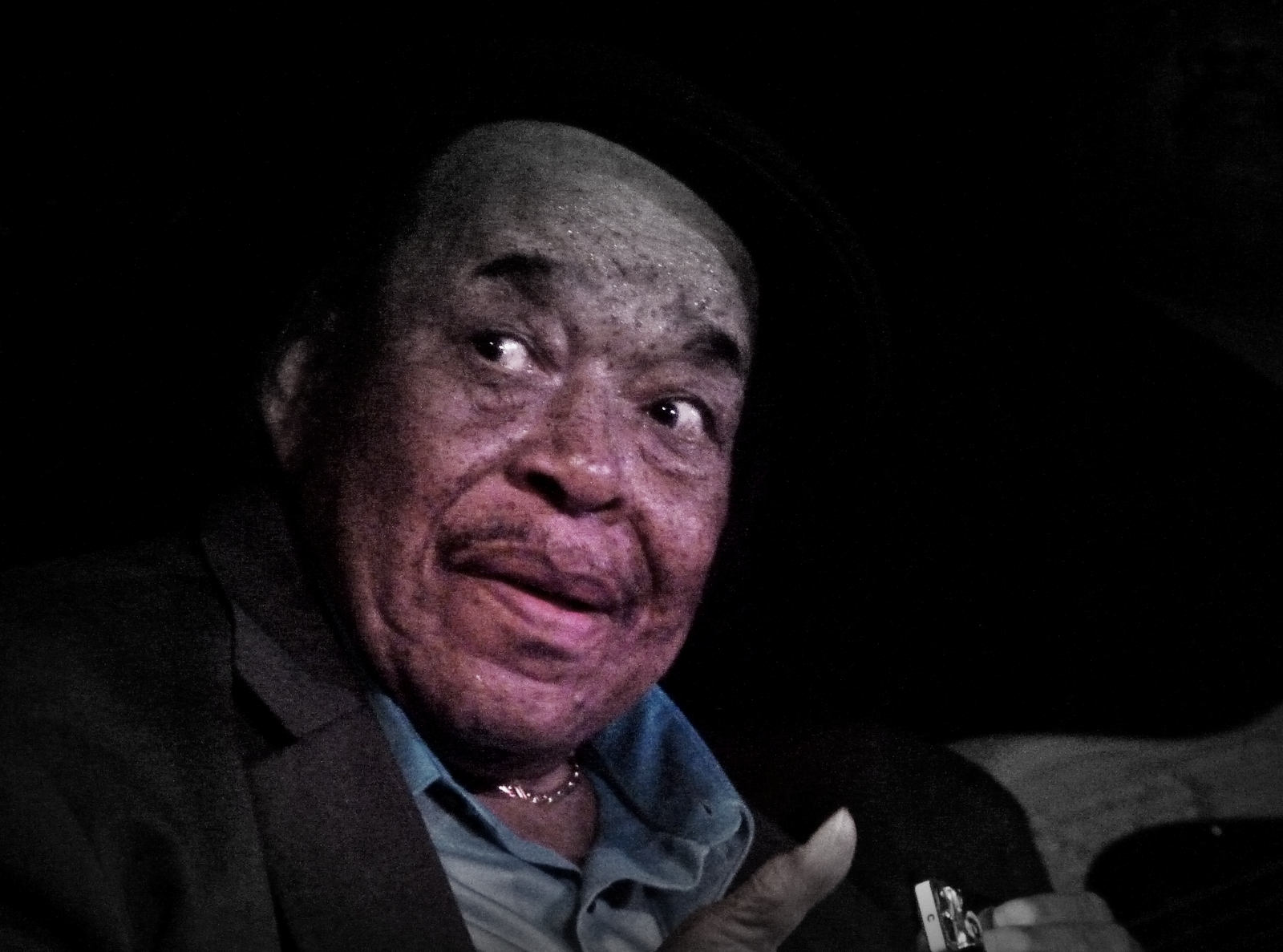 James cotton at the horseshoe with james cotton band, june 2013