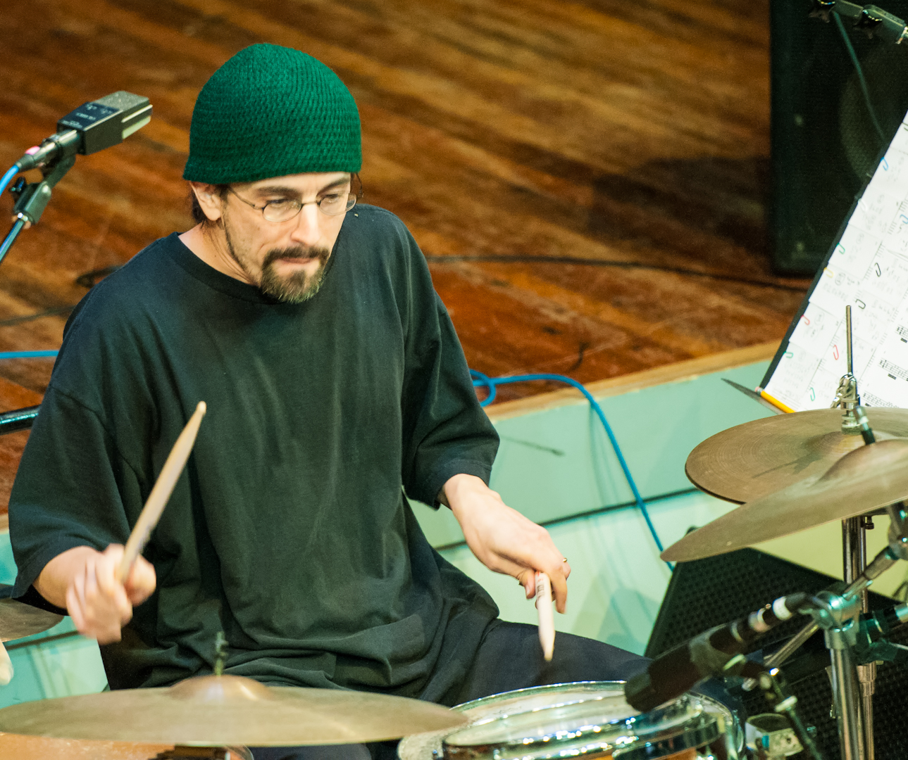Elliot Humberto Kavee With Henry Threadgill And Zooid At Roulette