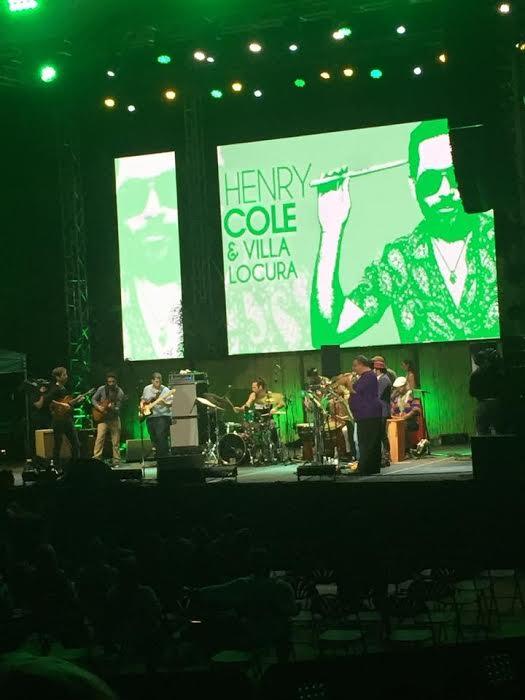 Henry Cole & Villa Locura @ Puerto Rico Heineken Jazz Fest 2016