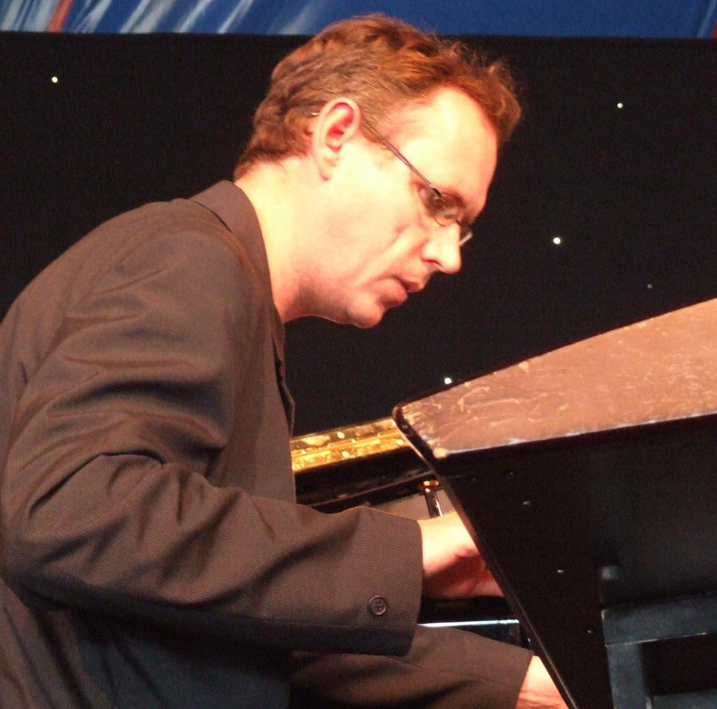 Rick Laughlin With Paul Carmichael Flight; 2009 Ealing Jazz Festival