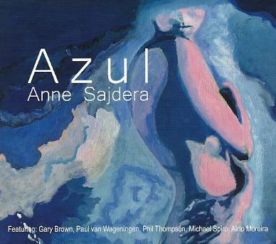 Azul Album Cover