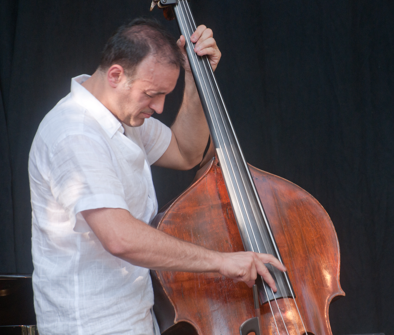 Gregg August at Charlie Parker Festival 2010