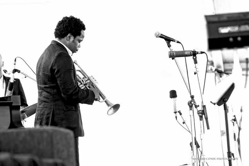 Ambrose Akinmusire / Newport Jazz Festival 2011