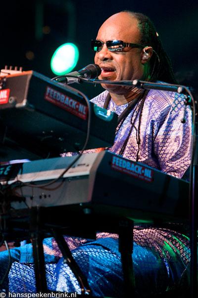 Stevie Wonder @ NSJ 2010